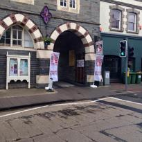 Cardigan Guildhall Market
