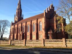 Heinrichswalde Church