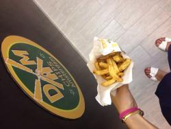 Dam Chips Amsterdam