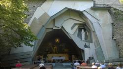 la chiiesetta del santuario