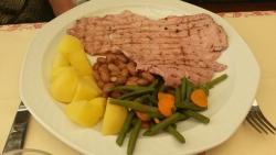 La carne salada