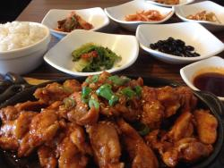 Koreana Authentic Cuisine
