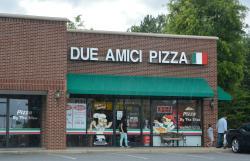 Due Amici Pizza