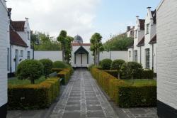 De Vos Almshouse (Godshuis de Vos)
