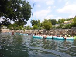 Comal River Toobs