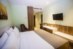 Apartamento Standard com uma cama de casal king size