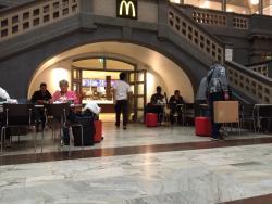 McDonald's Centralen