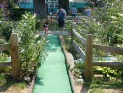Allison's Mini Golf