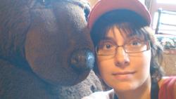 Медведь в холле