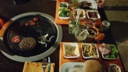 Planchas du Monde : Burger et TeX Mex