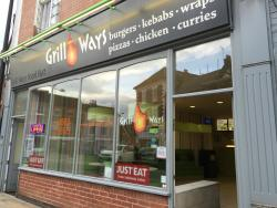Grill Ways uttoxeter