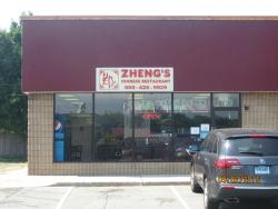 Zheng's Chinese Food and Take out