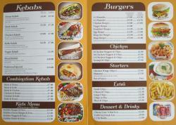 Parkwood Kebab & Burger House