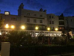 Ballards Restaurant & Bar at the Royal Albion Hotel