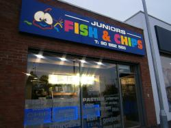 Juniors Fish & Chips