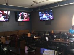 First and Main Sports Lounge