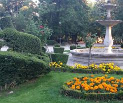 Rosalia de Castro Park