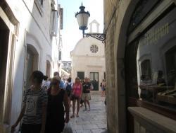 Kresimirova Street / Decumanus