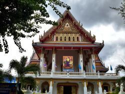 Wat Samphanthawongsaram Worawihan