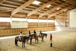 children horse riding lessons Ampflwang