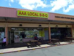 AAA Local BBQ