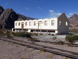 Estacion Ferrocarril Uspallata