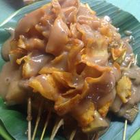 Sate Padang Goyang Lidah