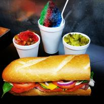 Rockaway Beach Shaved Ice and Sub Sandwiches