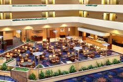 Capitol Plaza Hotel Park Place Restaurant & Fountain Court Lounge