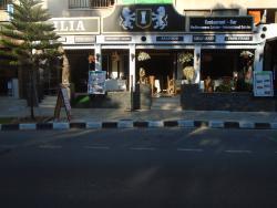 Ilia Mediterranean Restaurant