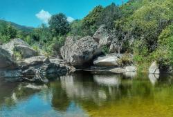 La Punta Falls