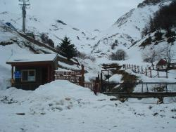 Parque de Agua Nevados de Chillan