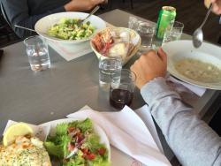 Restaurant la Maree Haute Enr