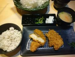 Saboten Japanese Fried Pork Chop