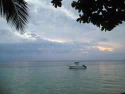 Sunrise at Siargao