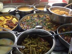 Metin Bufe Izgara Yemek Salonu