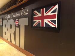 Brit a Coruna