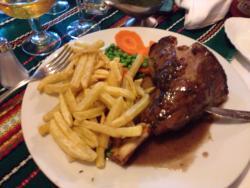 Restaurante La Fortuna