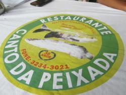 Restaurante Canto Da Peixada