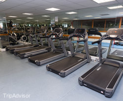 Fitness Center at the Arora Hotel Gatwick / Crawley