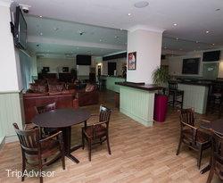 Morgan's Pub at the Arora Hotel Gatwick / Crawley