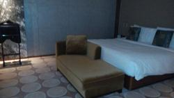 got upgraded to a suite!