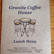 Granite Coffee House