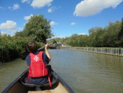 Thrupp Canoe and Kayak Hire