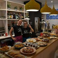 Potxolito Cibercafe-Bar de Zumos y Batidos/Ninos