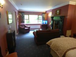 Enormpus Room (Separate Bedroom through Door on Left)