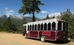 Estes Park Trolleys