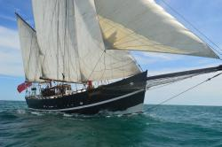 Moonfleet Adventure Sail Training