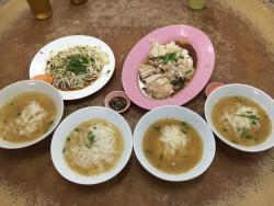 Restoran Cowan Street Ayam Tauge & Koitiau
