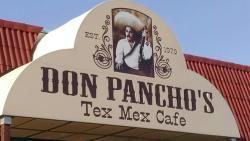 Don Pancho's Tex Mex Cafe